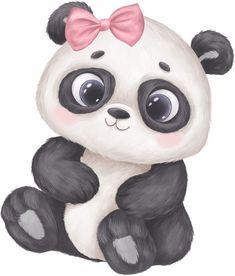 Cross Stitch Games, Baby Clip Art, Cute Panda, Mickey Mouse, Hello Kitty, Disney Characters, Fictional Characters, Panda Bears, Kawaii