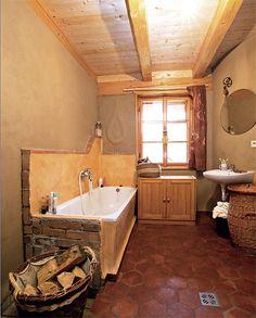 koupelna na chalupě - Hledat Googlem