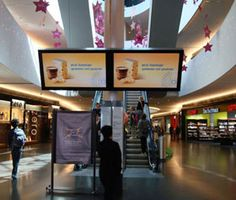 neo ideas - Digital media en retail: El poder del Digital Signage