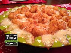 Looking for a quick, easy weekday meal? Try Tater Tot Casserole. It's a classic that the whole family will enjoy! Easy Weekday Meals, Tater Tot Casserole, Beef Stroganoff, Meatloaf, Casseroles, Entrees, Recipies, Favorite Recipes, Classic