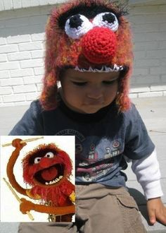 Animal Muppets Hat