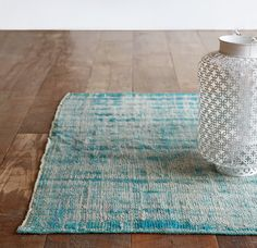 Nomad Home - Washed out turquoise blue turkish kilm vintage rug - $1400  Shop the collection! http://originals.com.sg/collections/turkish-rugs-back-in-stock
