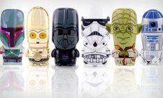 8GB Star Wars MimoBots on Sale for only $18! hot deal via thequeenofswag.com