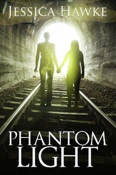 Claim a free copy of Phantom Light - a Phantoms Novella