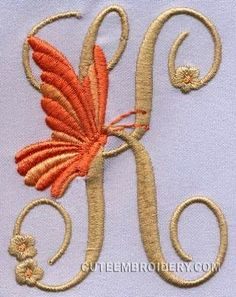 Free Embroidery Designs Cute Embroidery