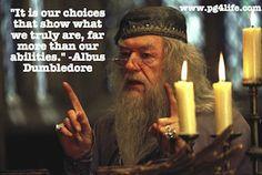Albus Dumbledore Picture Quote