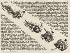 Herhaaldelijk wordt me gevraagd of ik het niet een opgave vind met zulk droog werk als de prenten van Maurits C. Escher te moeten werken. Het is toch zo wiskundig, wordt er dan vaak aan toegevoegd en soms zelfs: het heeft toch zo weinig met kunst te maken, het zijn…