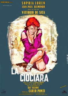 1960 Meilleure Actrice Etrangère Sophia LOREN
