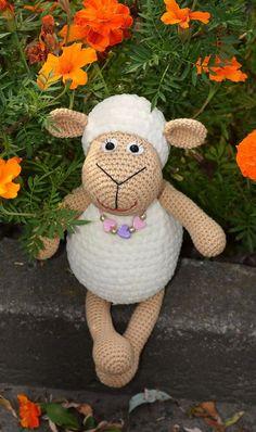 Hermoso patrón, muchas gracias #free #crochet #pattern #amigurumi