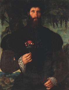 Maerten van Heemskerck, Self-Portrait, c. 1530s - 1550s