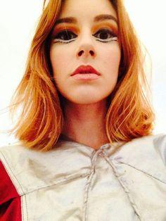 She Sole Correa Styling & Design Sol Sarsotto  Make up by ME ( facebook / Monica Asesoria de Imagen y Mas )