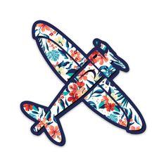 Flight Bag, Pilot Gifts, Silhouette Portrait, Bag Organization, Die Cutting, Airplane, Bag Accessories, Tropical, Tattoo