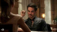 Captain Hook Goes On A Date And Wears Normal Pants On Once Upon A Time