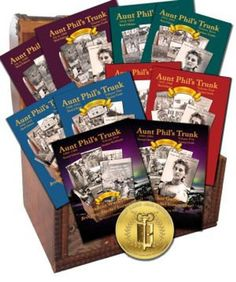 Aunt Phil's Trunk 10-Book Curriculum Package w/FREE | Etsy