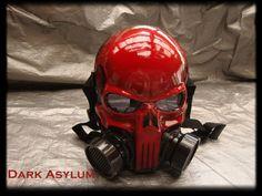 (War-Zone) Red Skull gas mask by DarkAsylumxxx on DeviantArt