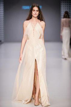 Dress Bounty / Nora Sarman SS 2016 - Mercedes-Benz Fashion Week Central Europe