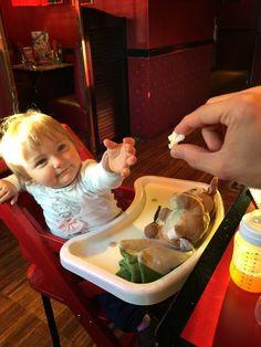 Un bébé, ça change la vie...: J'ai testé...Le resto en famille #2 !