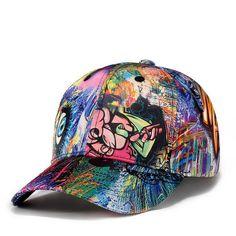 Flamingo Palm Beach Unisex Baseball Cap Soft Fit Sport Baseball Caps Adjustable Trucker Caps Dad-Hat