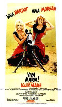 Viva Maria ! (1965)