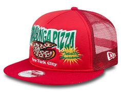 Ninja Turtles Pizza 9Fifty Snapback Cap by TMNT x NEW ERA