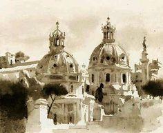 Wendy Artin - Piazza del Popolo