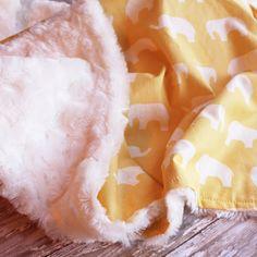 Items similar to Organic Baby Blanket - Ellie Fam in Yellow by Birch Organic Fabrics on Etsy Baby Number 2, Miracle Baby, Buy Buy Baby, Organic Baby, Baby Kids, Blanket, Yellow, Birch, Fabrics