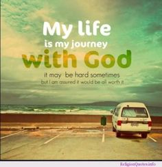 """MY LIFE WITH """" FATHER GOD """" IS...WORTH...IT!"""
