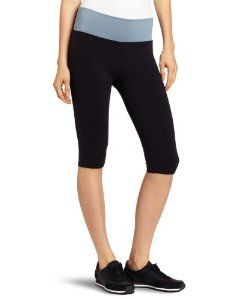 Jillian Michaels Collection by K-SWISS Women's Favorite Capri by K-Swiss. $20.03. lycra. Foldover waistband for a custom fit; hits just above the knee. Machine washable. Made in the U.S.A. of imported fabric. Quick drying and colorfast. Fabric: 90 percent nylon Supplex, 10 percent Lycra. A supportive and durable Capri that stops just above the knee, featuring a fold-down waistband for easy adjustment depending on one's taste and style. Using a combination of premium Supplex and...