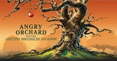 angry orchard tree | Angry Orchard Cinnful Apple