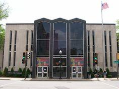 Aurora Public Library - Aurora, Illinois - Wikipedia, the free encyclopedia