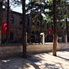 Taş MektepKayseri... #Mektep #Kayseri #Lisesi #High #School #Türkiye #Turkey