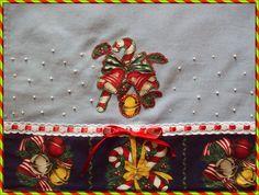 Artesanato de Natal Em Tecido Passo A Passo – Para quem gosta de decorar a casa para o Natal, mas es