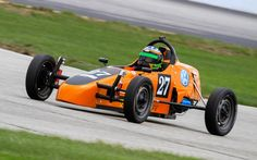 want to build a Formula Vee race car to race at Miller Motorsports ...