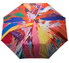 tate modern  umbrella_hirst_beautiful_amore