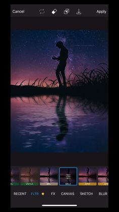 Click through to create your own silhouette scene with PicsArt 📸🌟 Creative Instagram Photo Ideas, Instagram Photo Editing, Insta Photo Ideas, Instagram And Snapchat, Film Photography Tips, Creative Photography, Picsart Tutorial, Editing Pictures, Photo Editing Websites