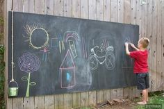 Ingenious Uses For Chalkboard Paint