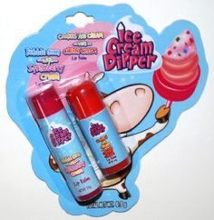 Ice Cream Lip Balm   Novelty Lip Balm   Food Lip Balm
