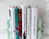 Design Atelier Article / Minimalist Bookends
