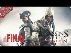 Assassins Creed Liberation HD Final Walkthrough Español - YouTube