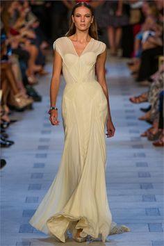 Sfilata Zac Posen New York - Collezioni Primavera Estate 2013 - Vogue