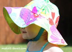 Thought you were buying those snaps just for diapers or bibs? KAM snaps can be and are used in hundreds of different applications. Kam Snaps, Hat Tutorial, Sun Hats, Sewing, Projects, Fun, Baby, Crafts, Log Projects