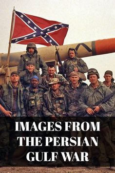 Do you know what really happened at the Persian Gulf War? Picture it out with these images...