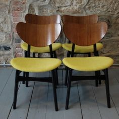 G Plan Butterfly Chairs  Sold