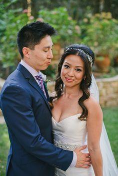 chic bohemian wedding... makeup & hair by | rachel... photos by | onelove photos (www.onelove-photo.com) #kellyzhang #kellyzhangstudio #onelove #onelovephotos #bohemian #boho #makeup #hair #bohocurls #bohowaves #hairdown #hairstyle #natural #naturalmakeup #blush #blushing #blushingbride