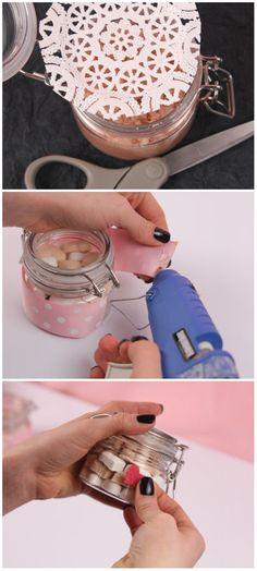 Creative Packaging Ideas for Bail Jars