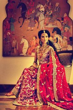 escapedemotion: Zardozi Collection, Pakistani Bridal What a beautiful woman :)-V