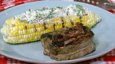 Grilled Corn Italian Style | Grillin and Chillin | Pinterest | Italian ...