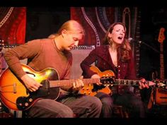 """If this doesn't heal you're soul then I don't know what will :) I love her voice so much!!! Susan Tedeschi """"Don't think Twice"""""""