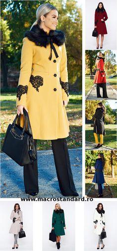 Palton elegant LaDonna Best Impulse Elegant, Coat, My Style, Jackets, Fashion, Classy, Down Jackets, Sewing Coat, Moda