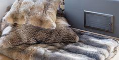 Fur Pillow, Fur Blanket, Fur Throw, Cushions, Pillows, Bed, Vikings, Home, Throw Pillows